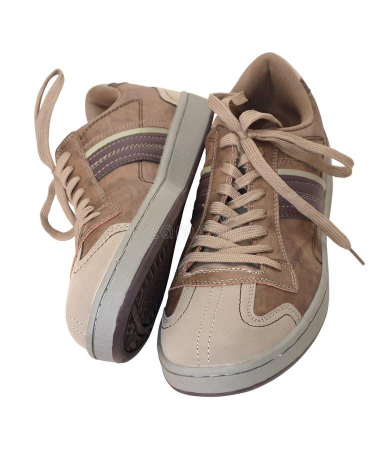 pary butów sport obrazy stock