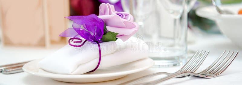 pary dekoraci lal szklany przestawny stołowy ślub fotografia royalty free