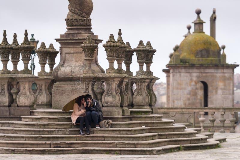 Pary dopatrywania fotografie obrazy royalty free