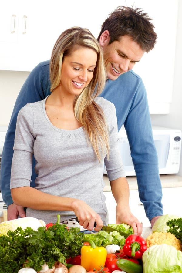 pary kuchnia zdjęcie royalty free