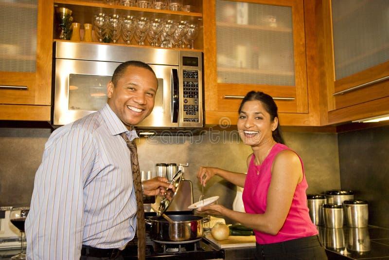 pary kuchnia zdjęcia royalty free