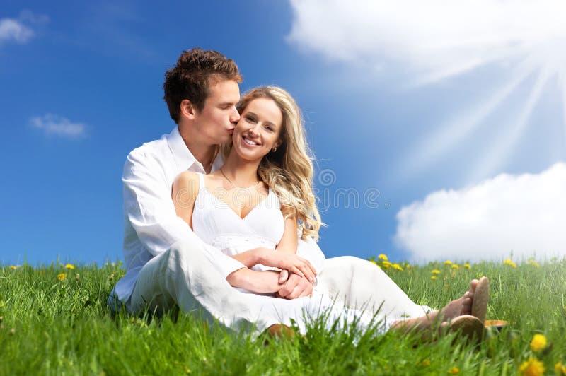 pary miłość zdjęcia stock