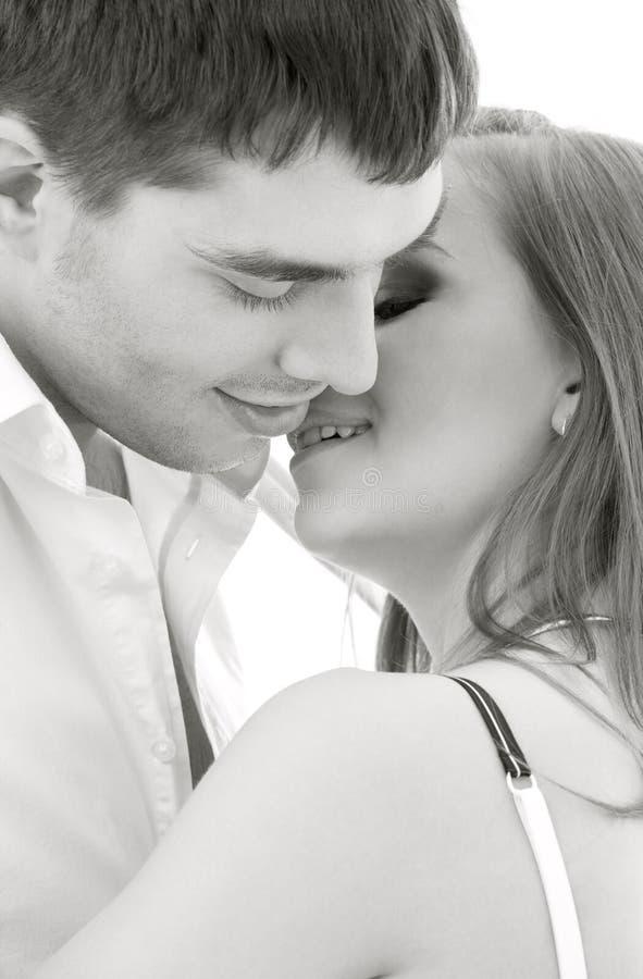 pary miłość fotografia royalty free