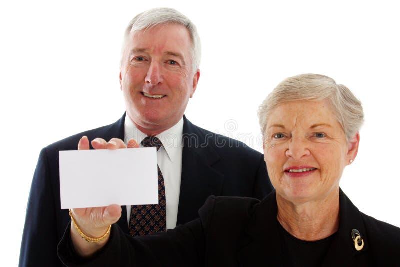 pary mienia seniora znak obrazy royalty free
