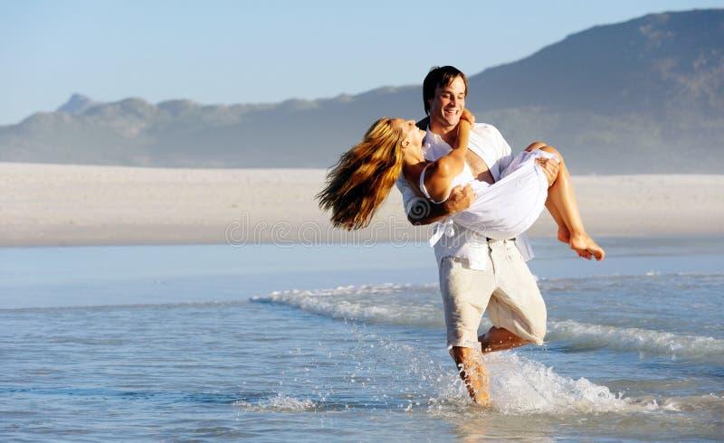 pary miesiąc miodowy przędzalnictwo zdjęcie royalty free