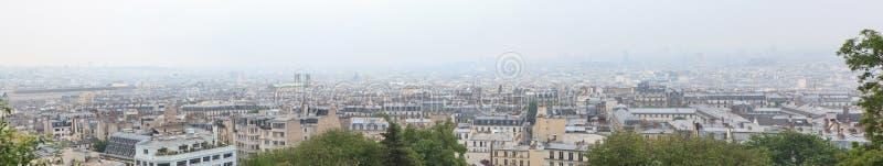 Pary? panoramiczny widok zdjęcia stock
