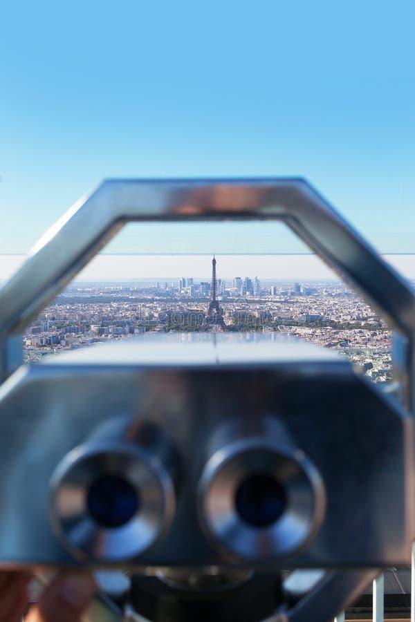 Download Paryska Linia Horyzontu, Francja Zdjęcie Stock - Obraz złożonej z horyzont, lato: 41955142