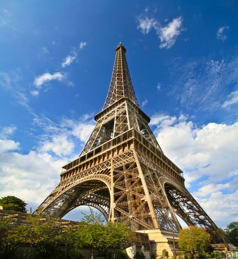 Paryska Wieża Eifla Francja ilustracja wektor