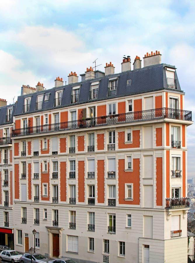 Paryski budynek zdjęcie stock