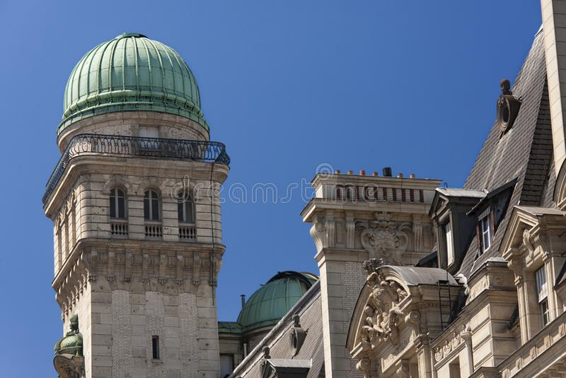 Paryski obserwatorium zdjęcia stock