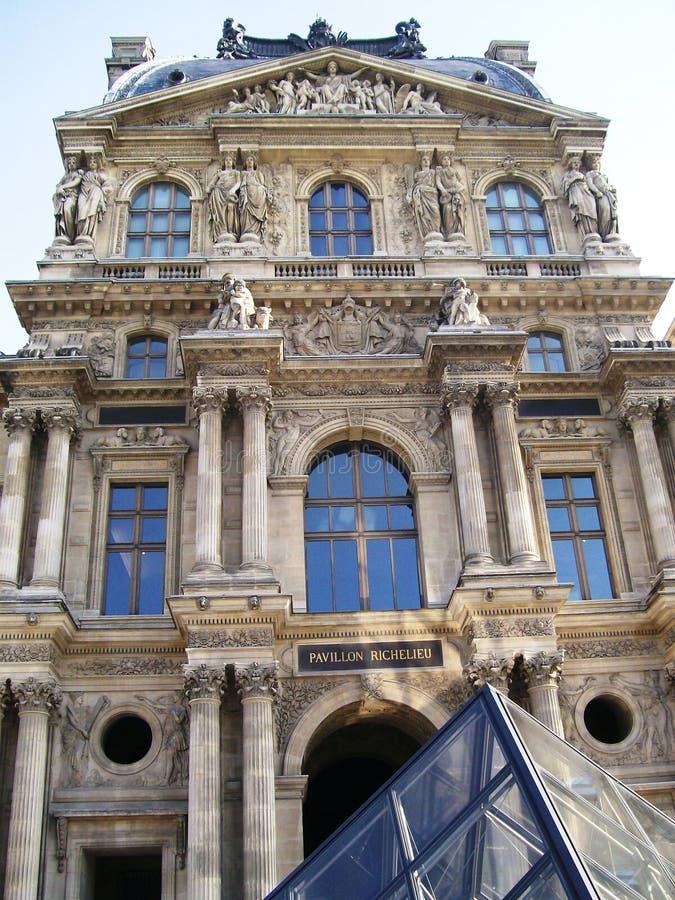 Paryski pałac obrazy royalty free