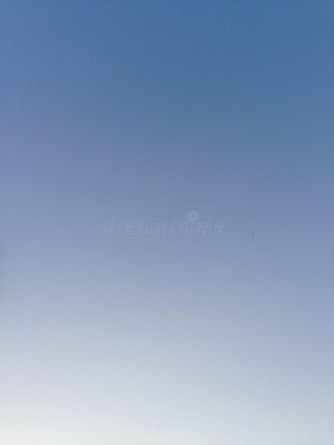 Parzialmente nuvoloso fotografie stock