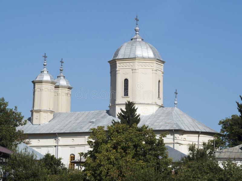 Pasarea Monastery, Romania royalty free stock photos