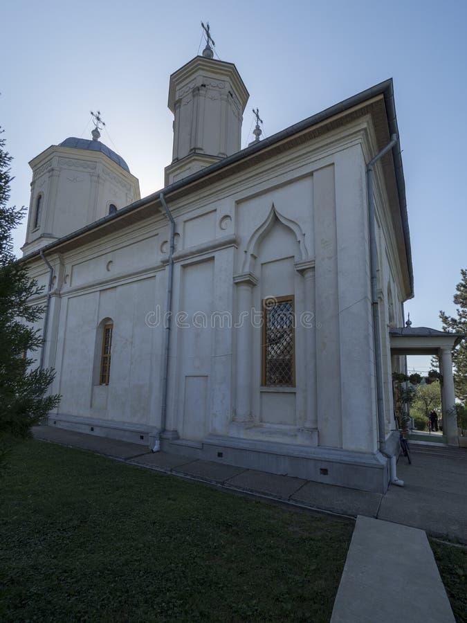 Pasarea Monastery, Romania royalty free stock images