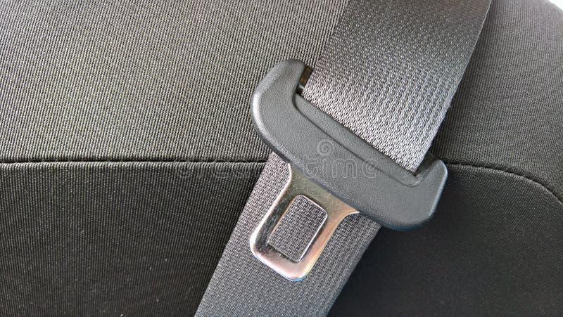 Pas bezpieczeństwa dla samochodowego przedmiota obraz stock