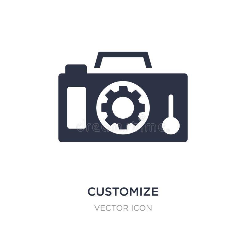 pas pictogram op witte achtergrond aan Eenvoudige elementenillustratie van Technologieconcept vector illustratie