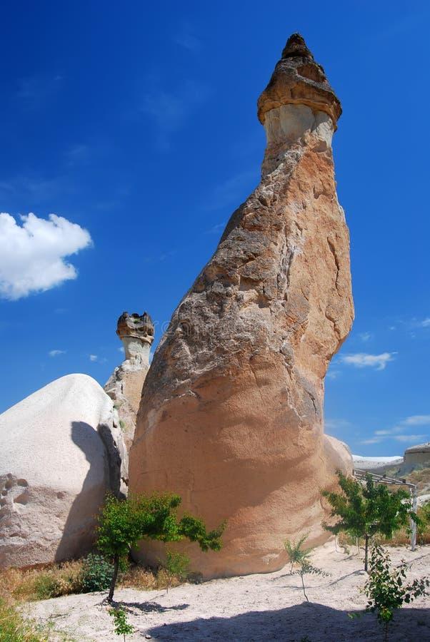 Pasa Baglari/Cappadocia fotografia stock