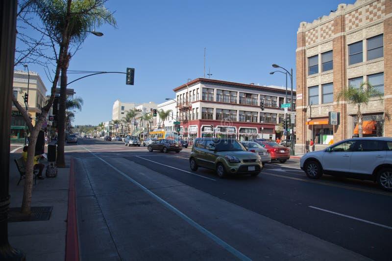 Pasadena stock photography