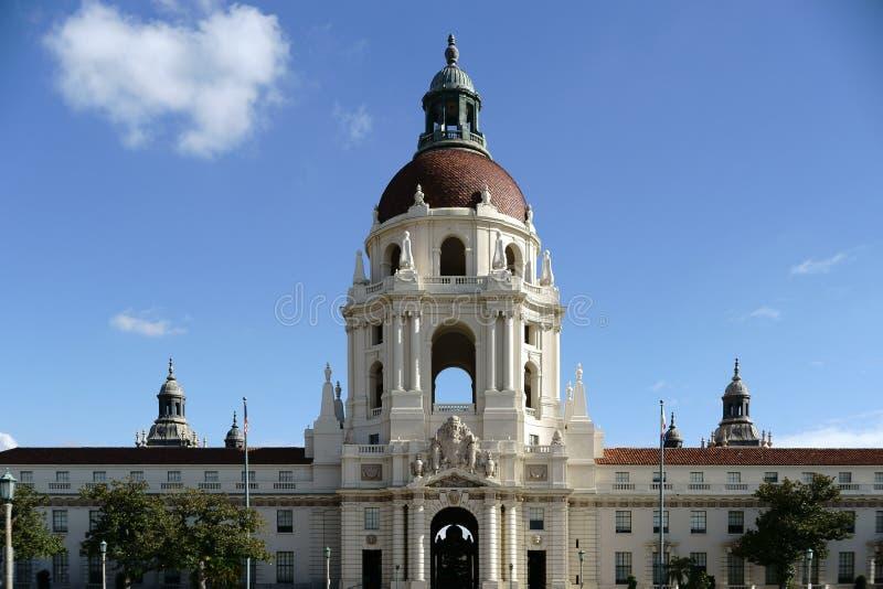 Pasadena urząd miasta zdjęcia royalty free