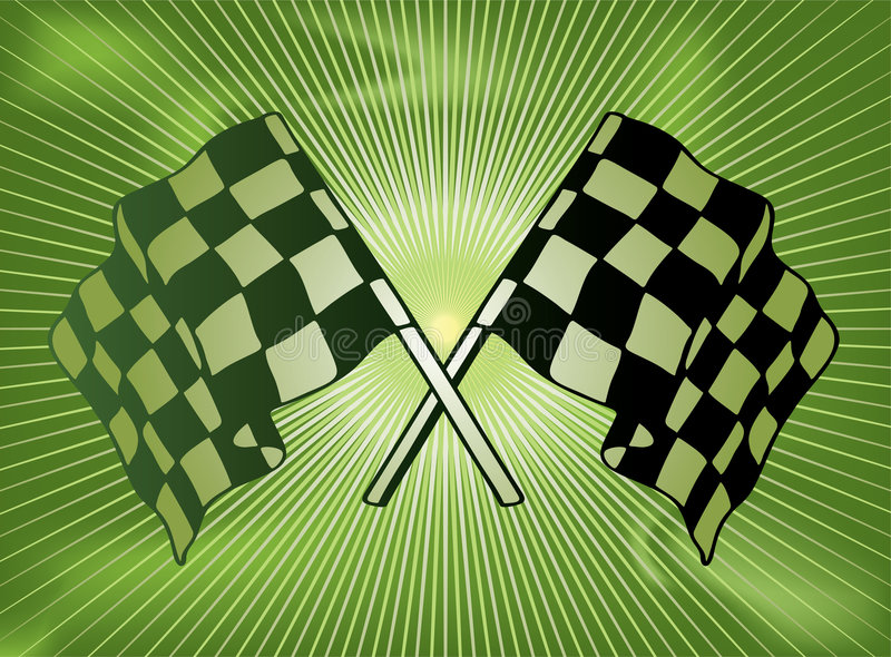Pasado Checkered libre illustration