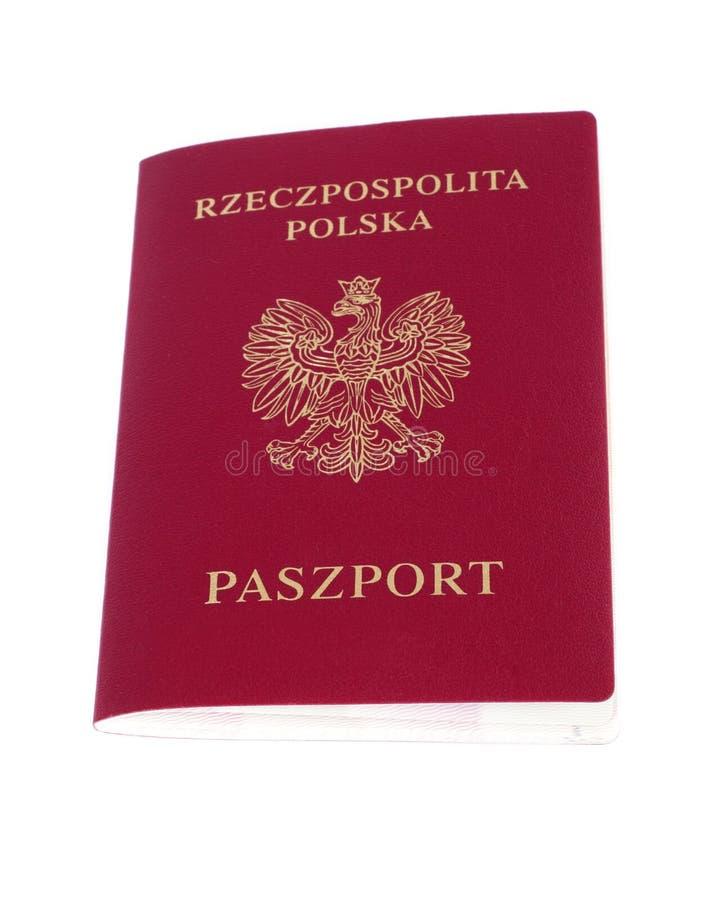 Download Pasaporte polaco imagen de archivo. Imagen de aviso, permiso - 7277829