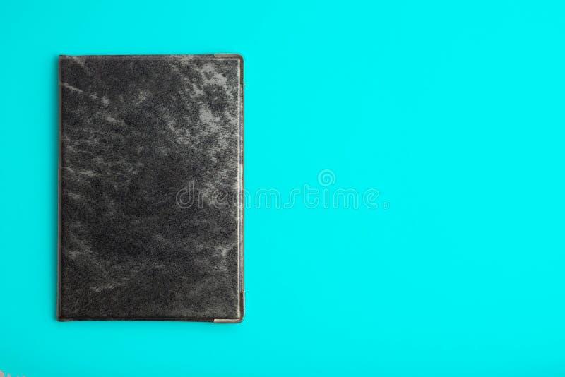 pasaportes en un fondo azul fotografía de archivo libre de regalías