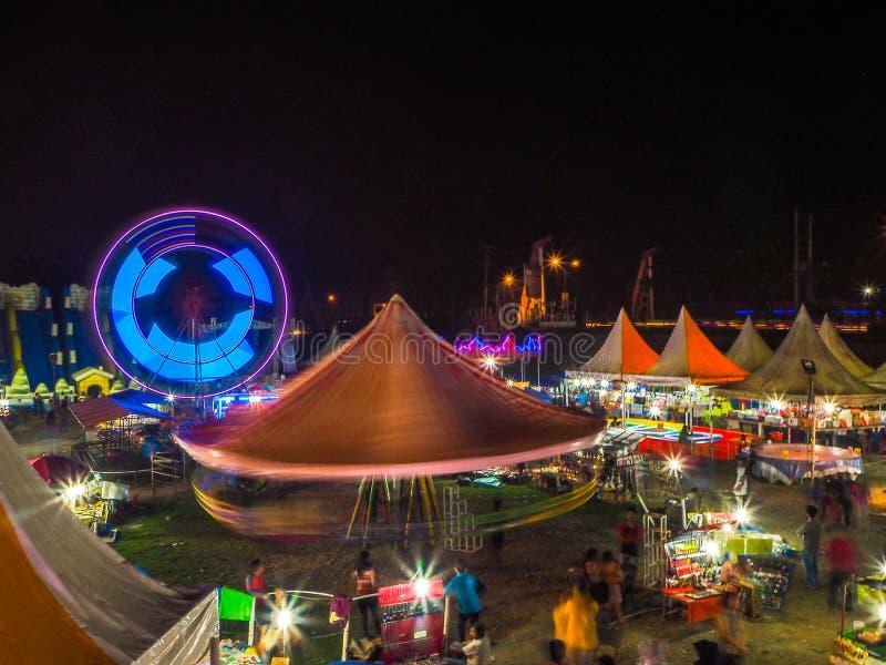 Pasar Malam foto de stock royalty free