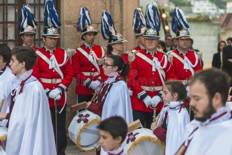 Pascua en Galicia España imágenes de archivo libres de regalías
