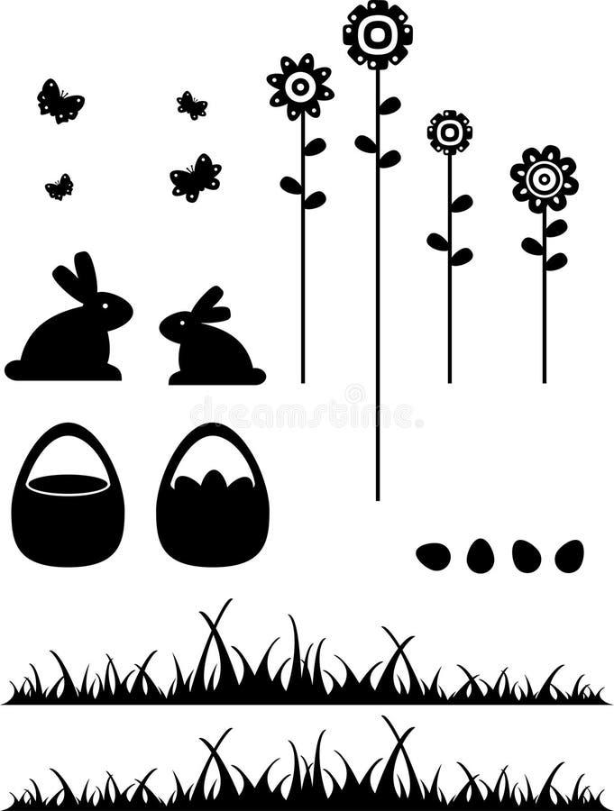 pascuablack ilustracja wektor
