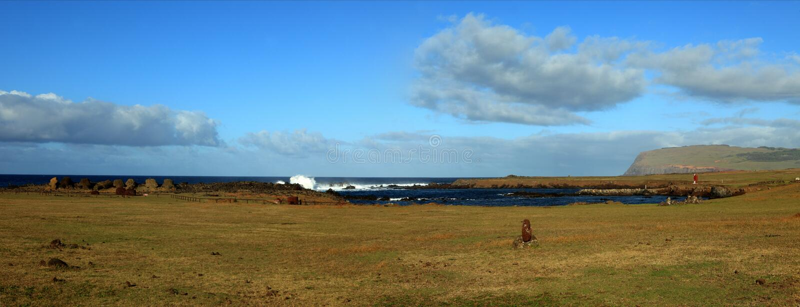 Pasen-Eiland royalty-vrije stock foto