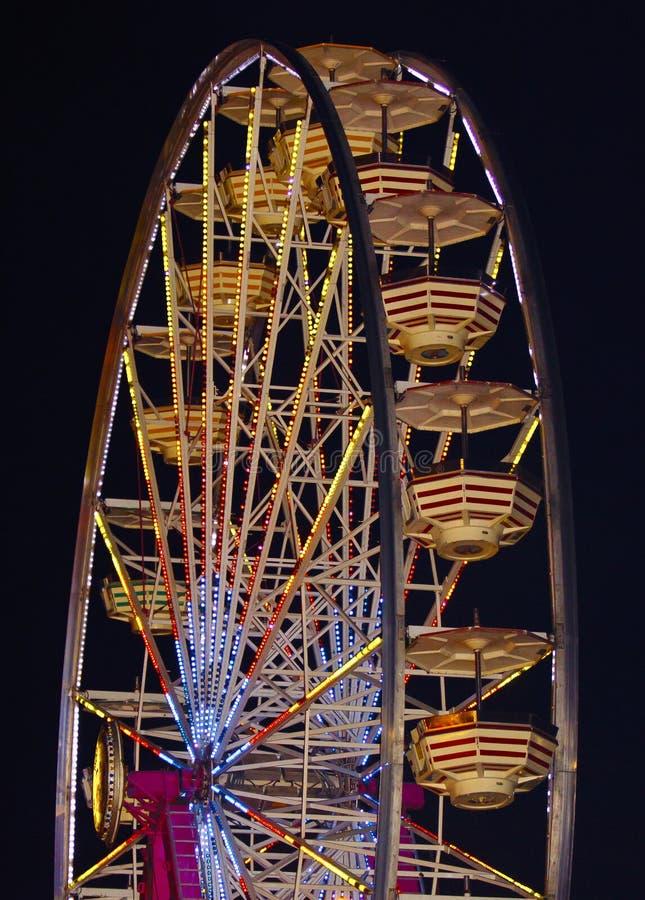Paseo del carnaval foto de archivo libre de regalías