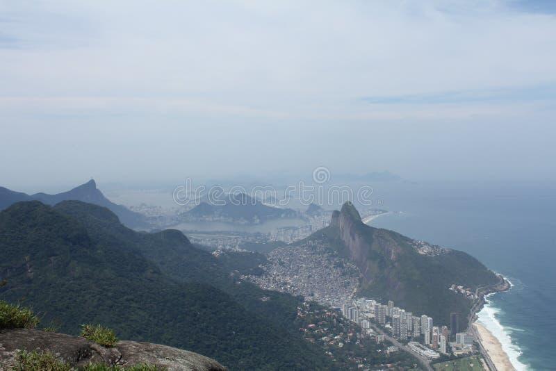 Paseo Janeiro imagen de archivo libre de regalías