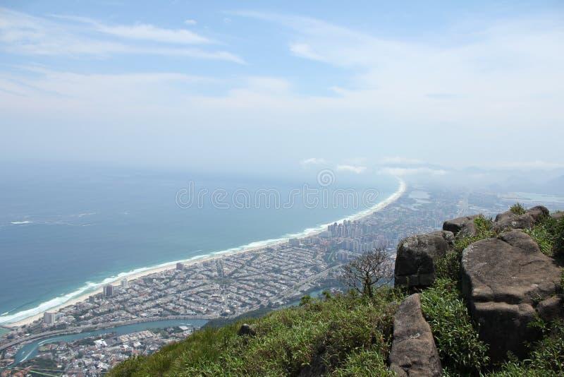 Paseo Janeiro imagenes de archivo