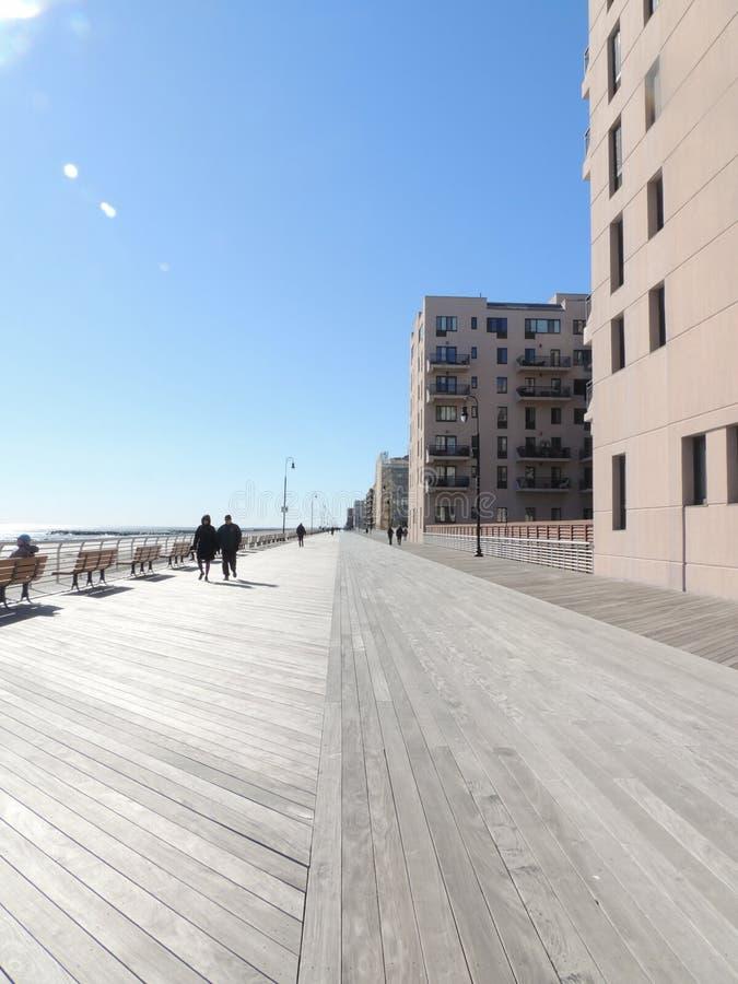 Paseo marítimo de Long Island fotos de archivo libres de regalías