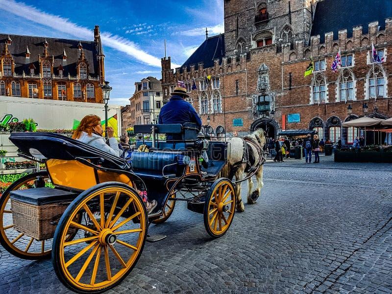 Paseo pora Innsbruck obrazy royalty free