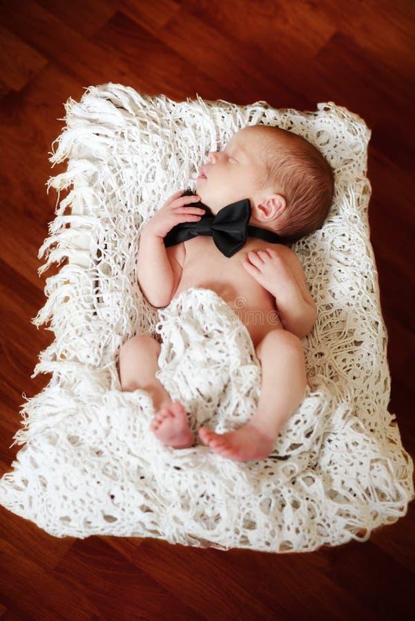 Pasgeboren herenjongen stock afbeeldingen