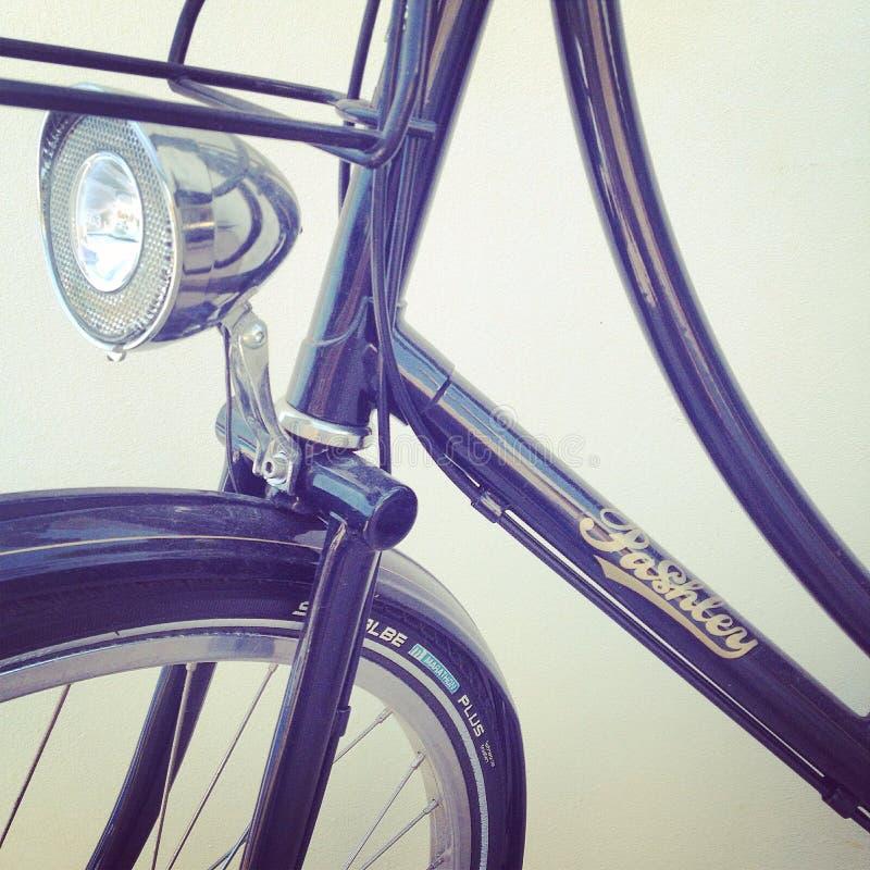 Pashley cykel royaltyfri bild