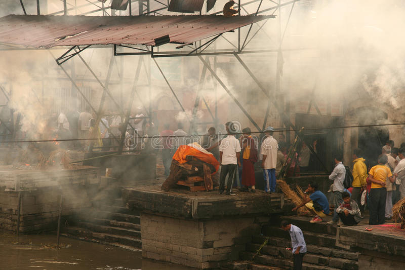 Pashupatinath in kathmandu,nepal. Pashupatinath is taken in kathmandu,nepal stock images