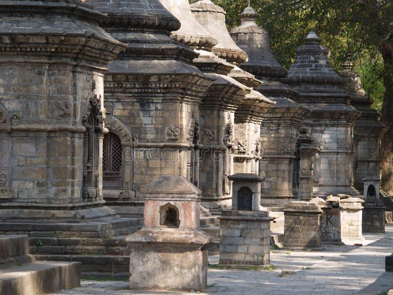 Pashupatinath nepal. Pashupatinath temple in Kathmandu, Nepal royalty free stock photo