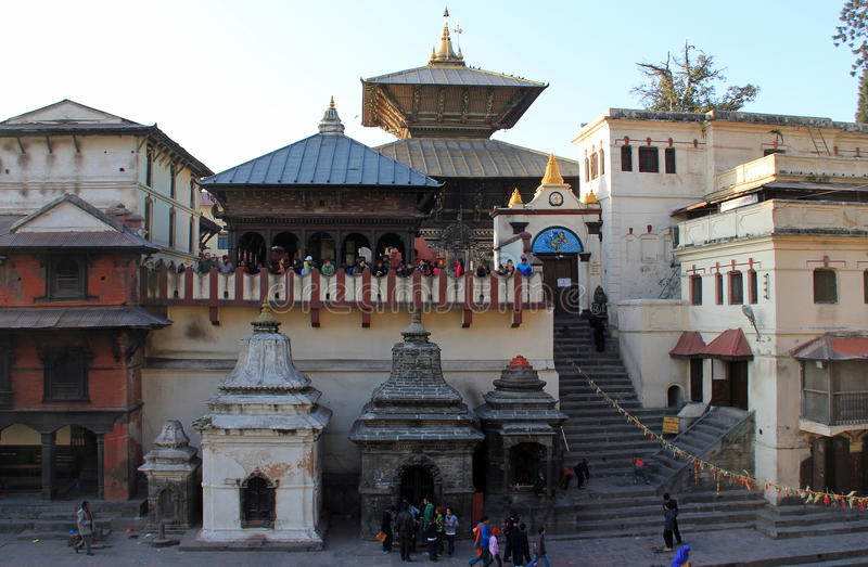 Pashupatinath 3 stock photos