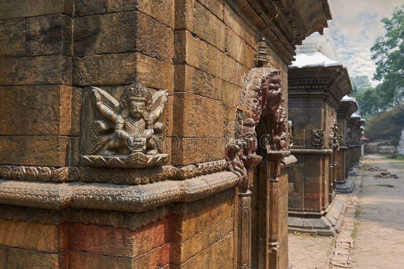 Pashupatinath royalty free stock photos
