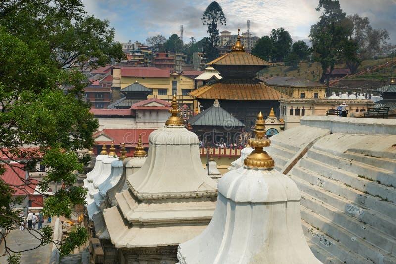 Pashupatinath royalty free stock photo