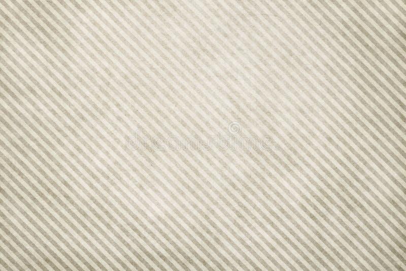 Pasiasta papierowa tekstura zdjęcia royalty free