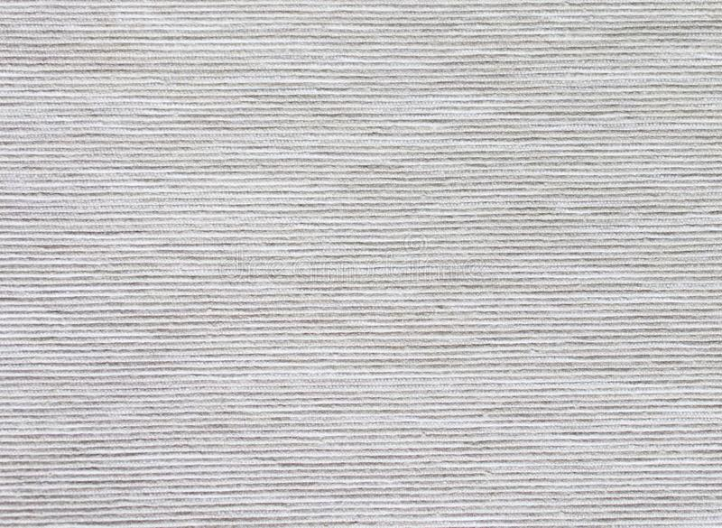 pasiasta tekstura szara naturalna wewn?trzna tkanina zdjęcie stock