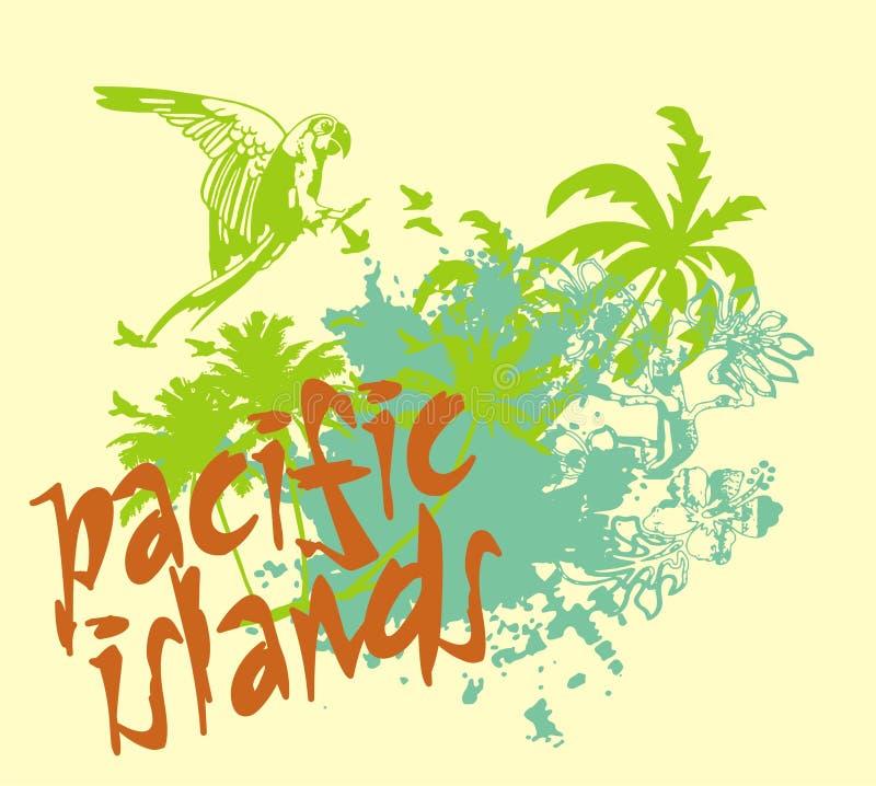 Pasific Islands Royalty Free Stock Photos