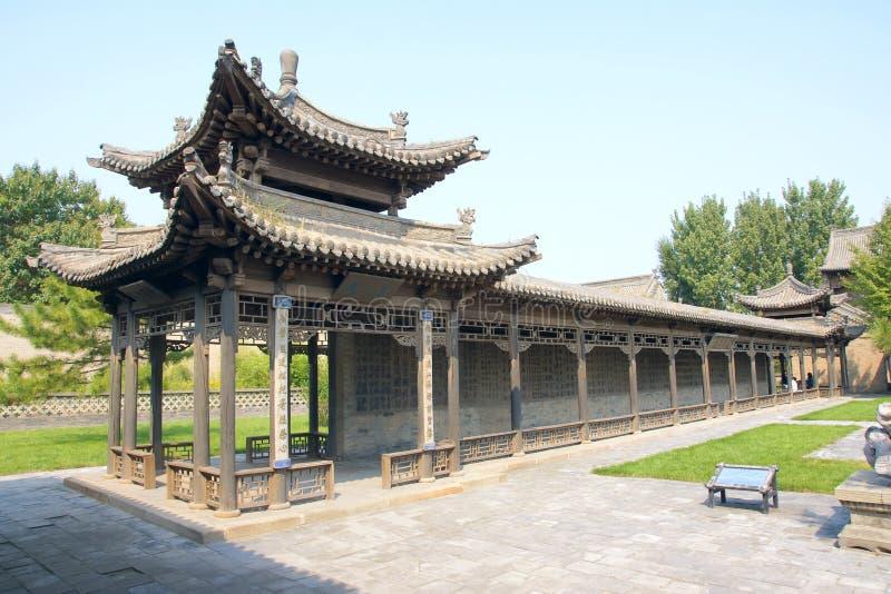 Pasillo de Chineses imagen de archivo libre de regalías