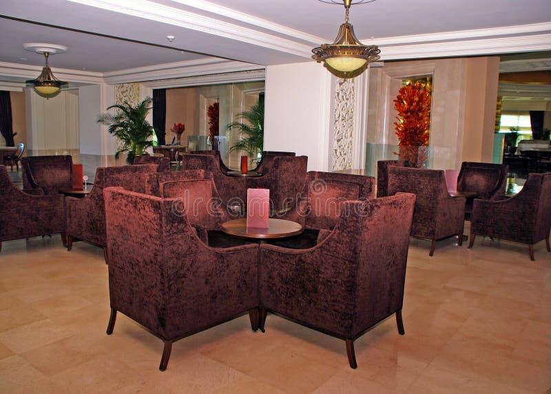Download Pasillo de lujo foto de archivo. Imagen de hotel, entrada - 41901620