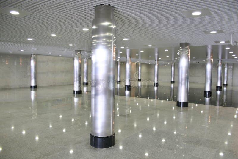 Pasillo del pasillo vacío imagen de archivo libre de regalías