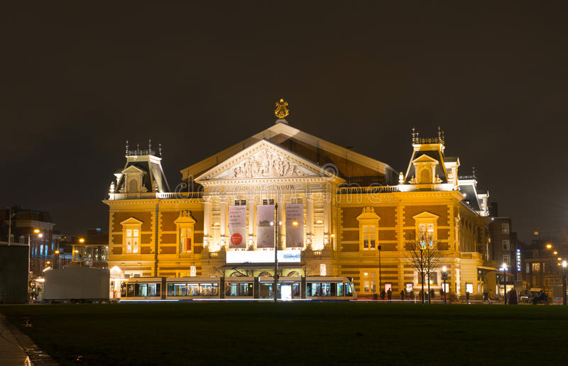 Pasillo nacional del expositon del concierto de la música fotografía de archivo libre de regalías