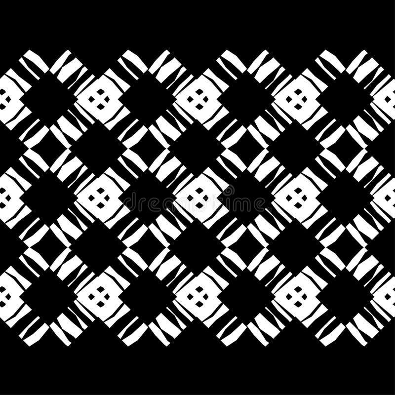 paski Etniczny boho ornament royalty ilustracja